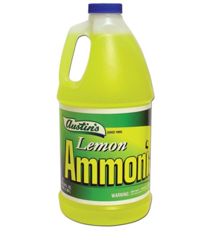 AMMONIA 64 OZ LEMON