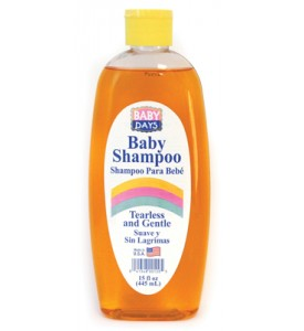 BABY DAYS BABY SHAMPOO 15 OZ