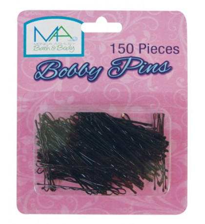 BOBBY PINS 150 COUNT