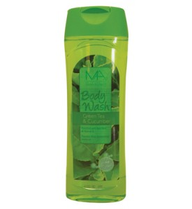 BODY WASH 12 OUNCE GREEN TEA & CUCUMBER
