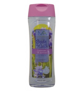 BODY WASH 12 OUNCE LAVENDER & JASMINE