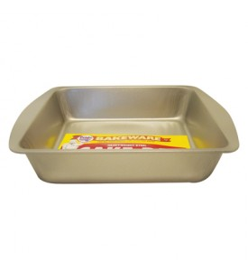 BREAD LOAF PAN 10 X 5 X 2.5 INCH RECTANGULAR METAL