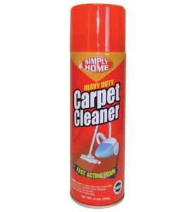 CARPET CLEANER 13 OZ HEAVY DUTY