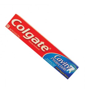 COLGATE TOOTHPASTE 2.5 OZ REGULAR CAVITY PROTECTION