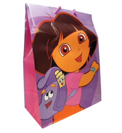 DORA GIFT BAG 10 X 13 X 5 INCH LARGE