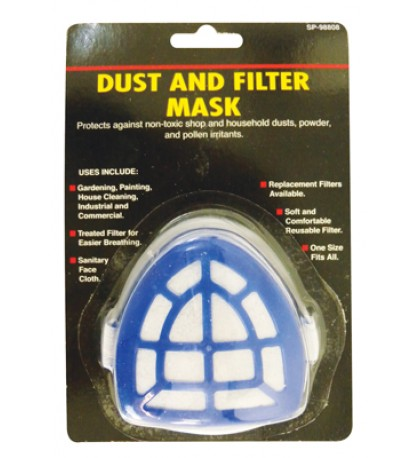 DUST AND FILTER MASK