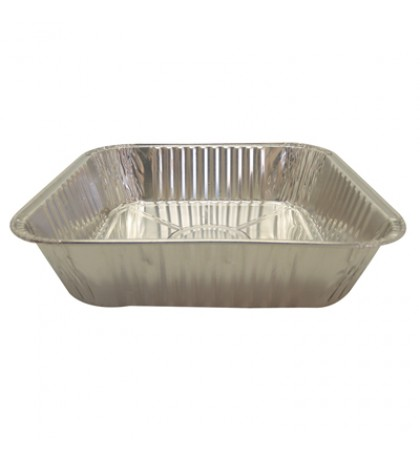 FOIL CAKE PAN 8 X 8 INCHES SQUARE