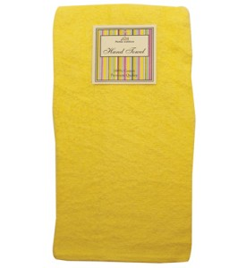 HAND TOWEL 16 X 26 INCH COTTON COLORS MAY VARY