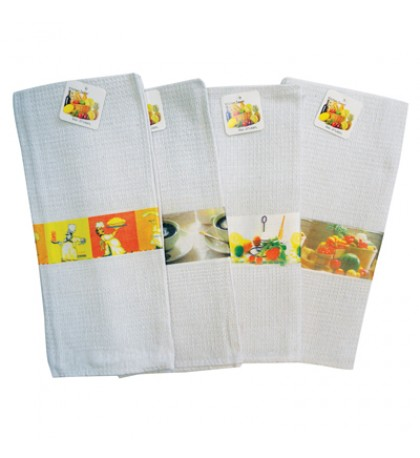 KITCHEN TOWELS 20 X 28 INCH ASSORTED DESIGNS