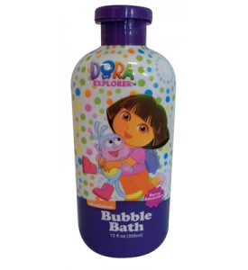 NICKELODEON DORA THE EXPLORER BUBBLE BATH 12 OZ BERRY ADVENTURE