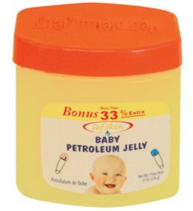 SOFSKIN PETROLEUM JELLY 8 OZ BABY