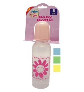 BABY BOTTLE 8 OUNCE BPA FREE