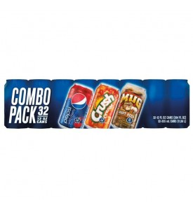 Party Soda Combo Pack