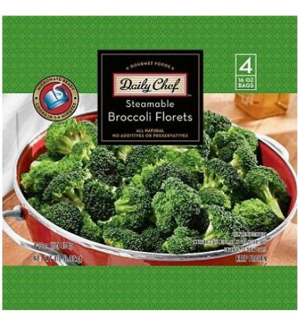 Daily Chef Broccoli Florets