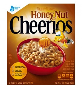 Honey Nut Cheerioes